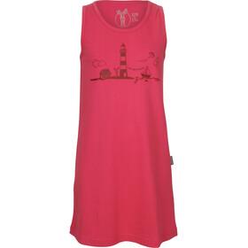 Elkline Küstennebel Dress Girls carmine
